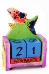 купить Вечный Календарь Красная Рыба цена, отзывы