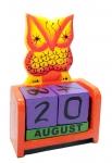 купить Вечный Календарь Сова цена, отзывы
