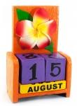 купить Вечный Календарь Цветок Orange цена, отзывы