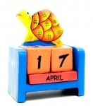 купить Вечный Календарь Черепаха цена, отзывы