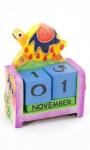 купить Вечный Календарь Черепашка цена, отзывы