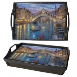 купить Поднос подушка Красота Венеции цена, отзывы