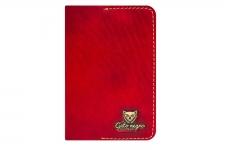 купить Обложка на паспорт Alfa Red цена, отзывы