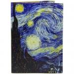 купить Обложка на паспорт Ван Гог цена, отзывы