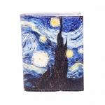 купить Визитница Ван Гог цена, отзывы