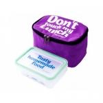 купить Термо Сумка Lunch Bag mini Фиолетовая  цена, отзывы