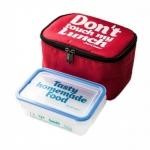 купить Термо Сумка Lunch Bag mini Red цена, отзывы