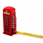 купить LONDON телефонная будка - точилка цена, отзывы