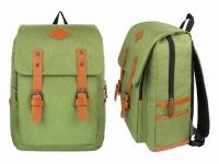 купить Рюкзак городской светло-зеленый Aicha цена, отзывы
