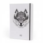 купить Скетчбук Crazy Sketches - Wolf (L) цена, отзывы