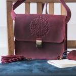 купить Бохо сумка Лилу Grapes цена, отзывы