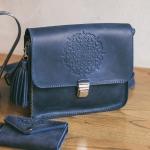 купить Бохо сумка Лилу Blue цена, отзывы
