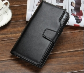 купить Мужской кошелек Baellerry Business Black цена, отзывы
