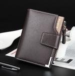 купить Мужской кошелек Baellerry Modern Brown цена, отзывы