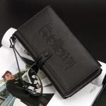 купить Мужской кошелек Baellerry Exellence Black цена, отзывы