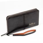 купить Кошелек Baellerry Leather Black цена, отзывы