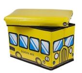 купить Пуф складной School bus цена, отзывы