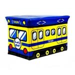 купить Пуф детский складной Трамвайчик цена, отзывы