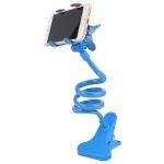 купить Подставка для телефона с вращающейся 360 синий цена, отзывы