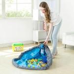 купить Сумка - коврик 120см для игрушек цена, отзывы