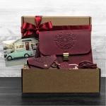 купить Подарочный Набор Аксессуаров Бордо цена, отзывы