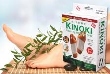 купить Пластыри Kinoki для вывода токсинов турмалиновые цена, отзывы