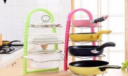 купить Подставка для сковородок, крышек, тарелок, кастрюль цена, отзывы