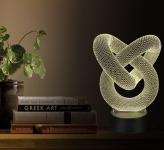 купить 3D ночник Иллюзия цена, отзывы