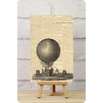 купить Тетрадь Воздушный шар История mini цена, отзывы