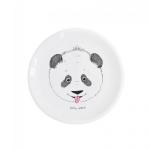 купить Детская тарелка Панда Кусь Кусь цена, отзывы