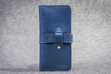 купить Кожаный Кошелек mini Travel Blue цена, отзывы