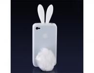 фото 1068  Чехлы зайчики Rabito для iPhone4,4s цена, отзывы