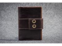 купить Кожаный Кошелек Dual Chokolad цена, отзывы