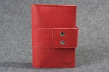 купить Кожаный Кошелек Dual Red цена, отзывы