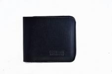 купить Кожаный портмоне Friend Black цена, отзывы