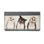 купить Кошелек Three owls цена, отзывы