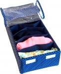 купить Органайзер для носков Звездное Небо с крышкой 7 отделений цена, отзывы