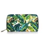 купить Кошелек текстильный Palm leaves цена, отзывы