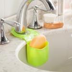 купить Подвесной органайзер для кухонных принадлежностей зеленый цена, отзывы