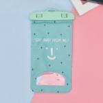 купить Водонепроницаемый чехол для телефона Stay away цена, отзывы
