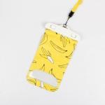 купить Водонепроницаемый чехол для телефона Banana цена, отзывы