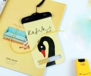 купить Водонепроницаемый чехол для телефона Black Swan цена, отзывы