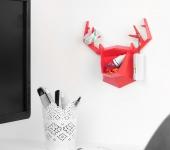 купить Настенный держатель для аксессуаров Deer Red цена, отзывы