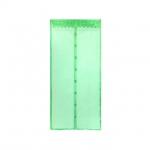 купить Антимоскитная сетка на раздельных магнитах от комаров зеленая 210х100 см цена, отзывы