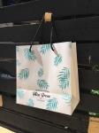 купить Подарочный пакет Пальмовые Листья 25 см (большой) цена, отзывы