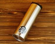 купить Термокружка Starbucks Slender Steel 473 мл цена, отзывы