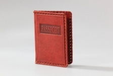 купить Кожаная Обложка на паспорт Clasik цена, отзывы