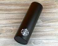 купить Термокружка Starbucks Slender Black 473мл цена, отзывы