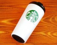 купить Термокружка Starbucks Siren White 473 мл цена, отзывы