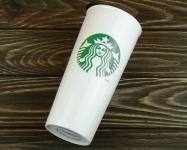 купить Керамическая чашка Starbucks Double Wall Siren Cup 473 цена, отзывы